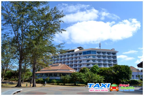 โรงแรมบีพีซามิลาบีชแอนด์รีสอร์ท (BP Samila Beach Hotel & Resort). 8 ถนน ราชดำเนิน, บ่อยาง, เมืองสงขลา, สงขลา, ประเทศไทย 90000